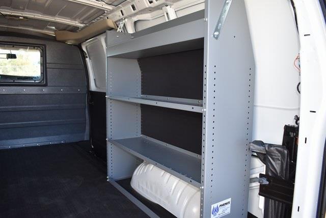 2020 Chevrolet Express 2500 4x2, Masterack Upfitted Cargo Van #M20511 - photo 14
