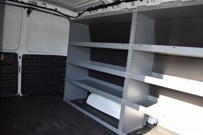 2020 Chevrolet Express 2500 4x2, Masterack Upfitted Cargo Van #M20511 - photo 13