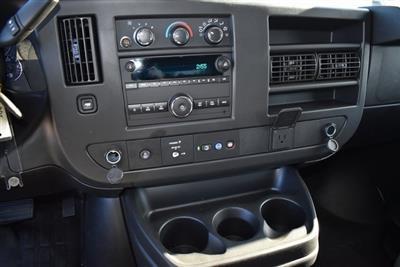 2020 Chevrolet Express 2500 4x2, Masterack Upfitted Cargo Van #M20511 - photo 18