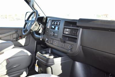 2020 Chevrolet Express 2500 4x2, Masterack Upfitted Cargo Van #M20511 - photo 10