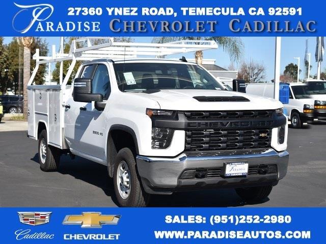 2020 Chevrolet Silverado 2500 Double Cab 4x2, Harbor Utility #M20518 - photo 1