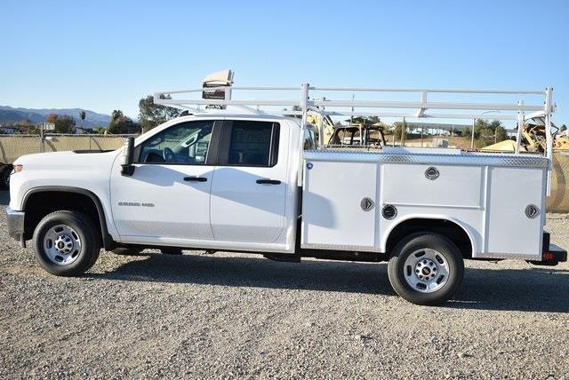 2020 Chevrolet Silverado 2500 Double Cab 4x2, Royal Service Body Utility #M20519 - photo 5