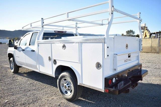 2020 Chevrolet Silverado 2500 Double Cab 4x2, Royal Service Body Utility #M20519 - photo 6