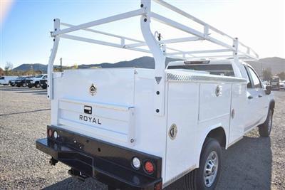 2020 Chevrolet Silverado 2500 Double Cab 4x2, Royal Service Body Utility #M20519 - photo 7