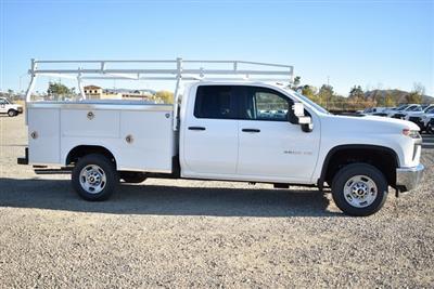 2020 Chevrolet Silverado 2500 Double Cab 4x2, Royal Service Body Utility #M20519 - photo 2