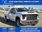 2020 Chevrolet Silverado 2500 Double Cab 4x2, Royal Service Body Utility #M20519 - photo 1