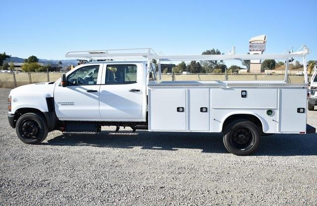 2020 Chevrolet Silverado 5500 Crew Cab DRW 4x2, Knapheide Utility #M20534 - photo 5