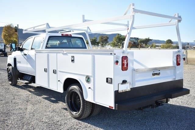 2020 Chevrolet Silverado 5500 Crew Cab DRW 4x2, Knapheide Utility #M20534 - photo 6