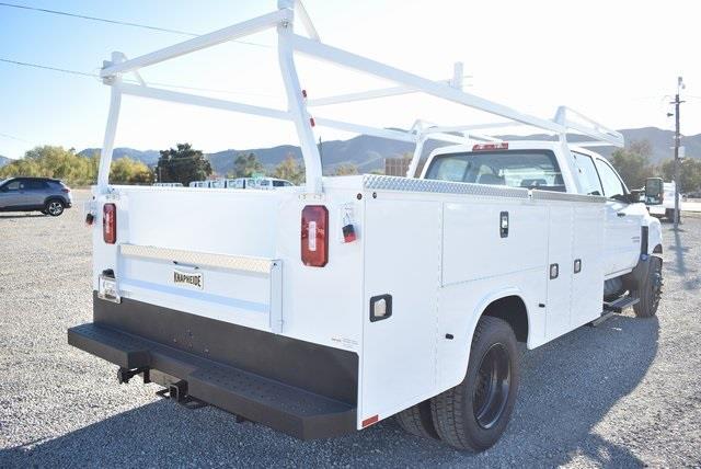2020 Chevrolet Silverado 5500 Crew Cab DRW 4x2, Knapheide Utility #M20534 - photo 2
