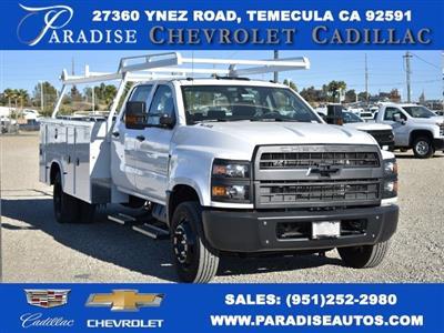 2020 Chevrolet Silverado 5500 Crew Cab DRW 4x2, Knapheide Utility #M20534 - photo 1