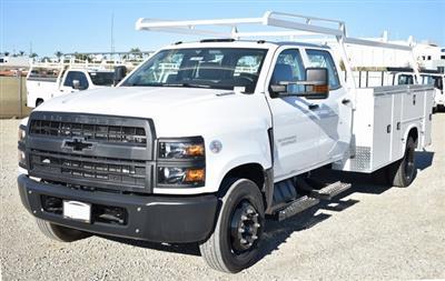 2020 Chevrolet Silverado 5500 Crew Cab DRW 4x2, Knapheide Utility #M20534 - photo 4