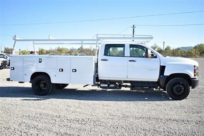 2020 Chevrolet Silverado 5500 Crew Cab DRW 4x2, Knapheide Utility #M20534 - photo 8