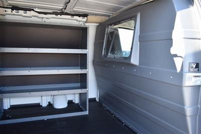 2020 Chevrolet Express 2500 4x2, Masterack Upfitted Cargo Van #M20549 - photo 12