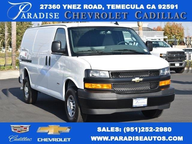 2020 Chevrolet Express 2500 4x2, Empty Cargo Van #M20551 - photo 1