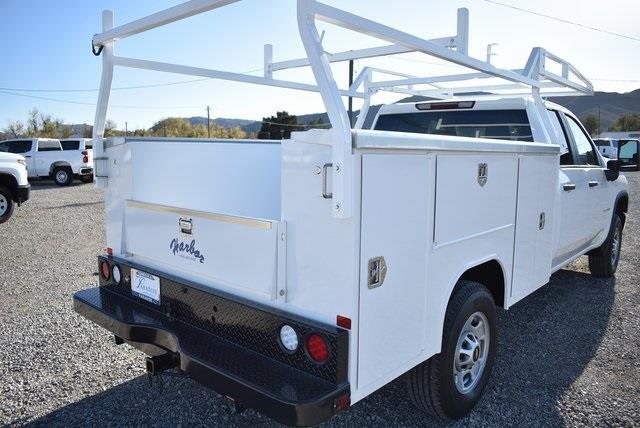 2020 Chevrolet Silverado 2500 Double Cab 4x2, Harbor Utility #M20557 - photo 1
