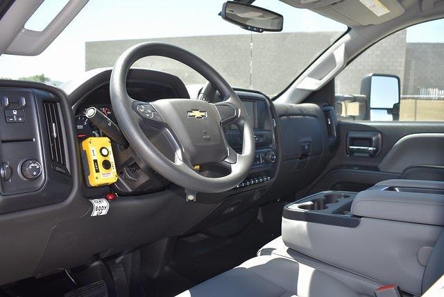 2020 Chevrolet Silverado 5500 Crew Cab DRW 4x2, Scelzi Landscape Dump #M20601 - photo 14