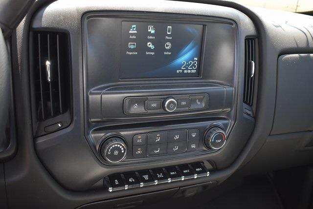 2020 Chevrolet Silverado 5500 Crew Cab DRW 4x2, Scelzi Landscape Dump #M20601 - photo 16