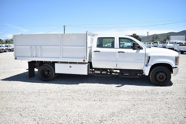 2020 Chevrolet Silverado 5500 Crew Cab DRW 4x2, Scelzi Landscape Dump #M20601 - photo 8