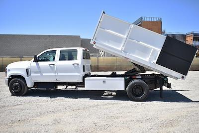 2020 Chevrolet Silverado 5500 Crew Cab DRW 4x2, Scelzi Landscape Dump #M20601 - photo 11