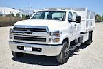 2020 Chevrolet Silverado 5500 Crew Cab DRW 4x2, Scelzi Landscape Dump #M20601 - photo 4