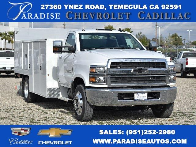 2020 Chevrolet Silverado 6500 Regular Cab DRW 4x2, Knapheide Saw Body #M20605 - photo 1