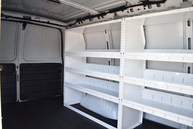 2020 Chevrolet Express 2500 4x2, Harbor Upfitted Cargo Van #M20623 - photo 13