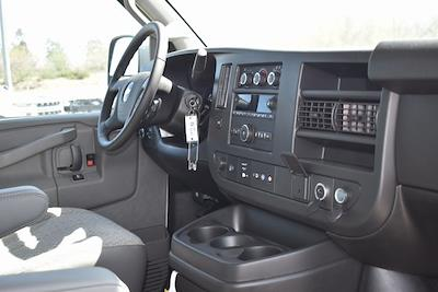2020 Chevrolet Express 2500 4x2, Harbor Upfitted Cargo Van #M20623 - photo 10