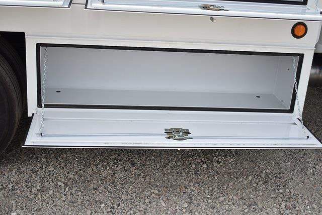 2020 Chevrolet Silverado 6500 Crew Cab DRW 4x2, Scelzi CTFB Contractor Body #M20628 - photo 10