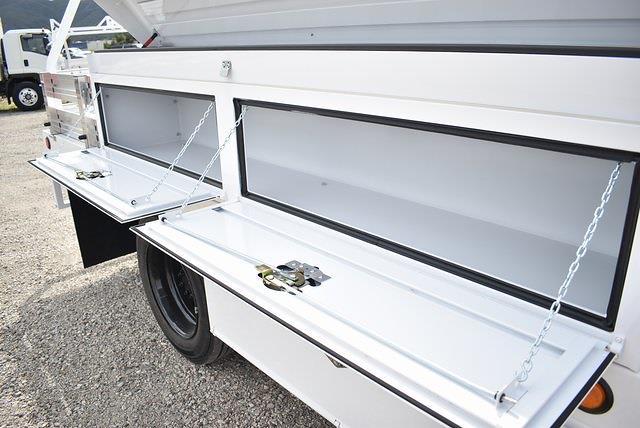 2020 Chevrolet Silverado 6500 Crew Cab DRW 4x2, Scelzi CTFB Contractor Body #M20628 - photo 11
