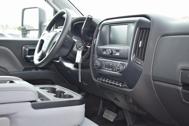 2020 Chevrolet Silverado 6500 Crew Cab DRW 4x2, Scelzi CTFB Contractor Body #M20628 - photo 13