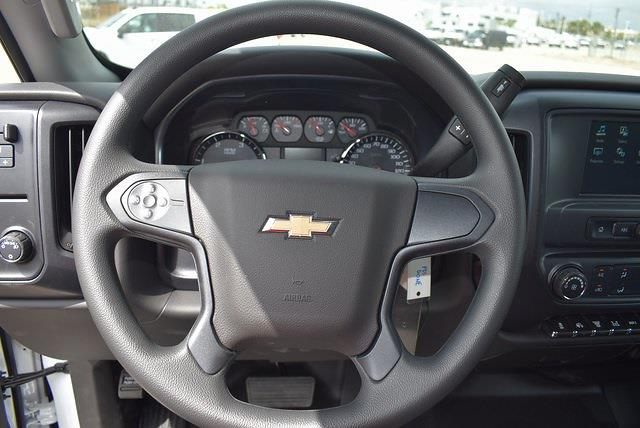 2020 Chevrolet Silverado 6500 Crew Cab DRW 4x2, Scelzi CTFB Contractor Body #M20628 - photo 17