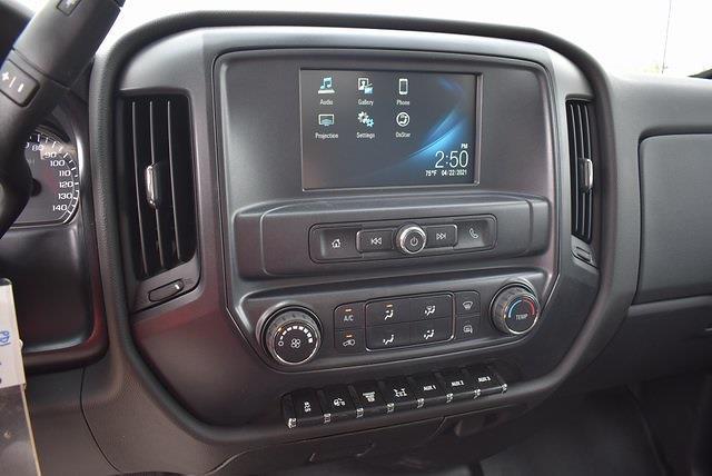 2020 Chevrolet Silverado 6500 Crew Cab DRW 4x2, Scelzi CTFB Contractor Body #M20628 - photo 18