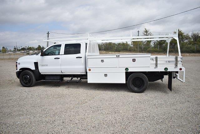 2020 Chevrolet Silverado 6500 Crew Cab DRW 4x2, Scelzi CTFB Contractor Body #M20628 - photo 5
