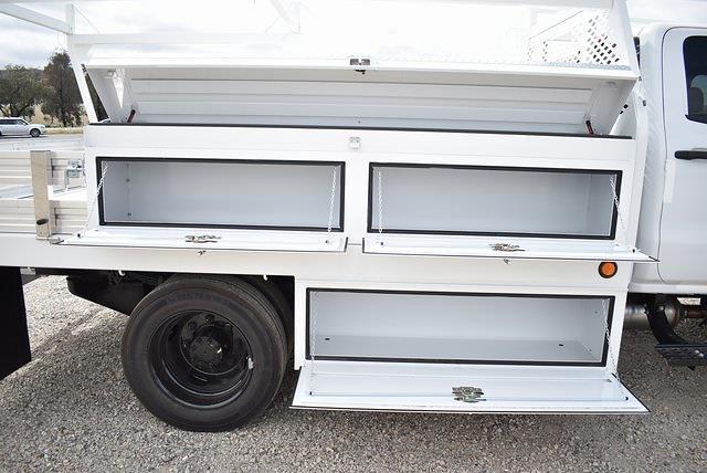 2020 Chevrolet Silverado 6500 Crew Cab DRW 4x2, Scelzi CTFB Contractor Body #M20628 - photo 9
