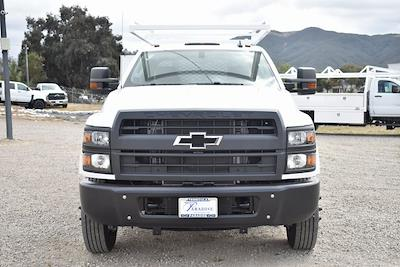 2020 Chevrolet Silverado 6500 Crew Cab DRW 4x2, Scelzi CTFB Contractor Body #M20628 - photo 3