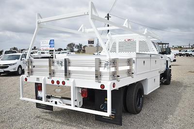 2020 Chevrolet Silverado 6500 Crew Cab DRW 4x2, Scelzi CTFB Contractor Body #M20628 - photo 2