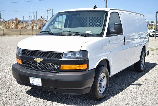 2020 Chevrolet Express 2500 4x2, Harbor Upfitted Cargo Van #M20633 - photo 4