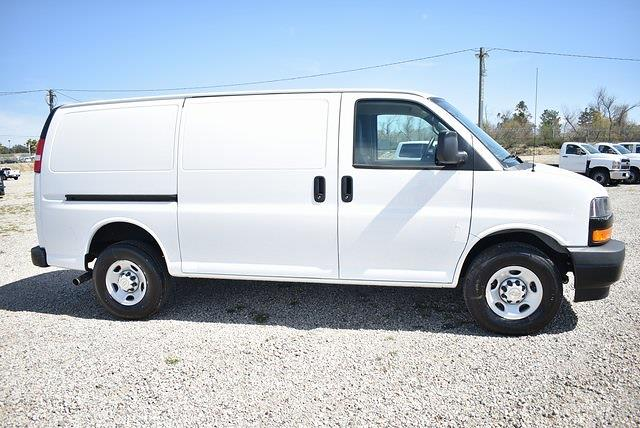 2020 Chevrolet Express 2500 4x2, Harbor Upfitted Cargo Van #M20633 - photo 9