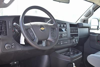 2020 Chevrolet Express 2500 4x2, Harbor Upfitted Cargo Van #M20633 - photo 16