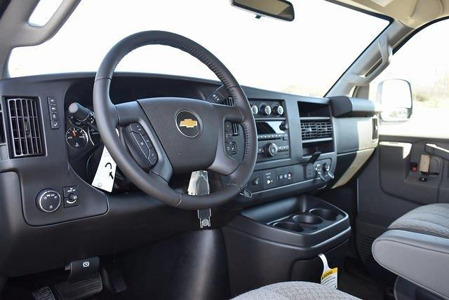 2020 Chevrolet Express 2500 4x2, Harbor Upfitted Cargo Van #M20636 - photo 16