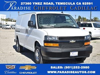 2020 Chevrolet Express 2500 4x2, Harbor Upfitted Cargo Van #M20636 - photo 1