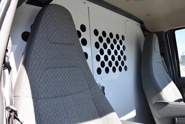 2020 Chevrolet Express 2500 4x2, Harbor Upfitted Cargo Van #M20638 - photo 11