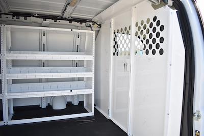 2020 Chevrolet Express 2500 4x2, Harbor Upfitted Cargo Van #M20638 - photo 12