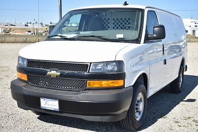 2020 Chevrolet Express 2500 4x2, Harbor Upfitted Cargo Van #M20638 - photo 4
