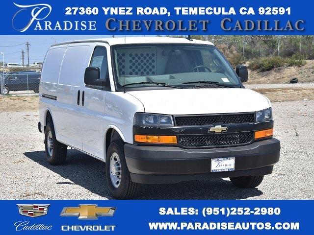 2020 Chevrolet Express 2500 4x2, Harbor Upfitted Cargo Van #M20640 - photo 1