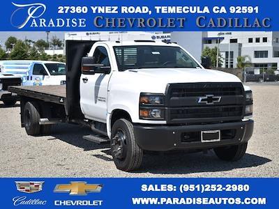 2020 Chevrolet Silverado Medium Duty Regular Cab DRW 4x2, Supreme Platform Body #M20643 - photo 1