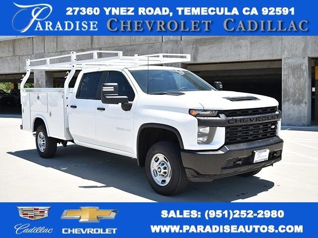 2020 Chevrolet Silverado 2500 Crew Cab 4x2, Royal Utility #M20872 - photo 1
