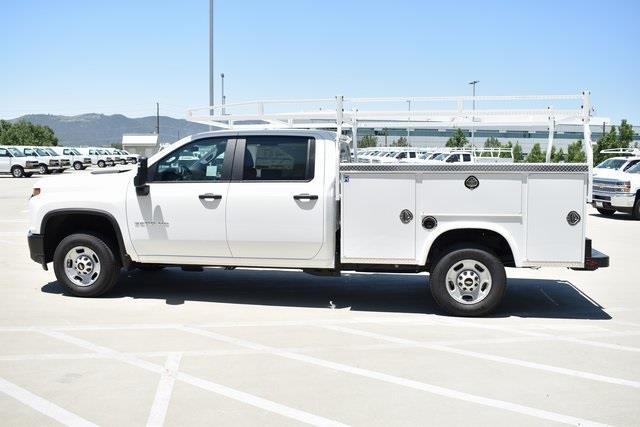 2020 Chevrolet Silverado 2500 Crew Cab 4x2, Royal Service Body Utility #M20872 - photo 4