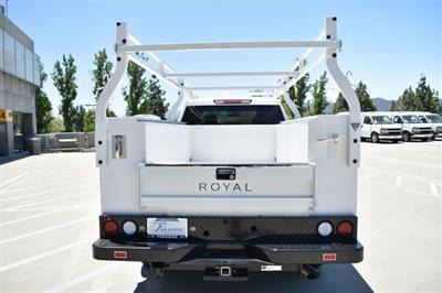 2020 Chevrolet Silverado 2500 Crew Cab 4x2, Royal Service Body Utility #M20872 - photo 6