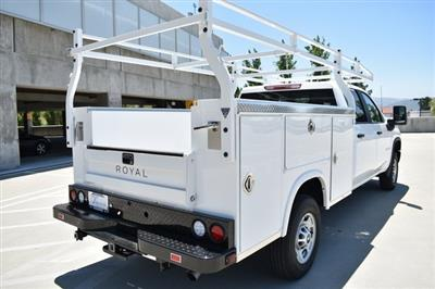 2020 Chevrolet Silverado 2500 Crew Cab 4x2, Royal Service Body Utility #M20872 - photo 2